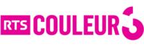 Couleur 3 logo